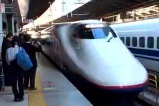 """Estudian en Harvard la increíble coreografía para limpiar en siete minutos el """"Tren bala"""" japonés"""