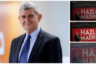 TVE pone su web al servicio del PSOE para hacer campaña en favor de Ángel Gabilondo