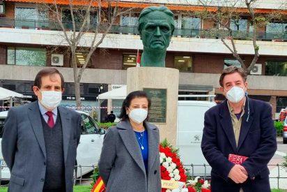 "Madrid: Rinden homenaje al ""Poeta Universal"", César Vallejo"