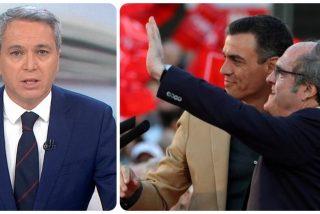 """Vallés paraliza a Sánchez con esta definición de su candidato en Madrid: """"Es gabilondismo ayusista"""""""