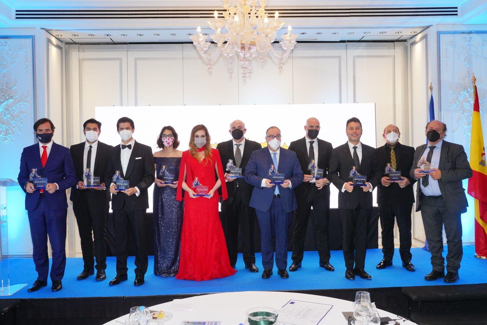 La AEDEEC concede el Premio Nacional de Jurisprudencia y Legislación Alfonso X El Sabio 2021