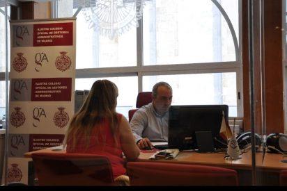 El Colegio de Gestores Administrativos de Madrid pone en marcha su turno de oficio para la elaboración de la declaración de la renta