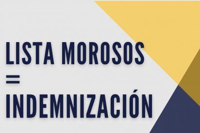 Abogados Madrid Legal: Indemnización por inclusión indebida en ficheros de morosos