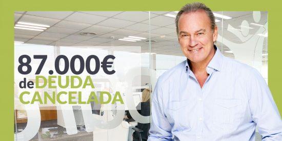 Repara tu Deuda Abogados cancela 87.000€ en Vigo (Pontevedra) gracias a la Ley de Segunda Oportunidad