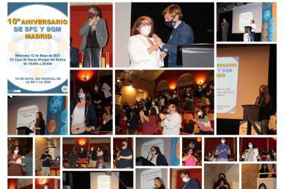 """SFC-SQM Madrid celebra su 10º aniversario con el premio """"Solidarios"""""""