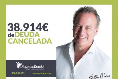 Repara tu Deuda Abogados cancela 38.914 € en Rasquera (Tarragona) con la Ley de la Segunda Oportunidad