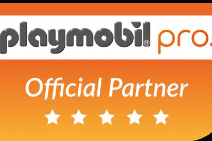 Actitud Creativa se convierte en partner oficial de PLAYMOBIL pro