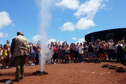 Los turistas podrán volver a disfrutar de excursiones organizadas en Lanzarote a partir de julio