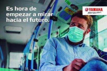 """Yamaha mira hacia el futuro con su campaña de """"nueva movilidad"""" realizada por La Bendita Agencia"""