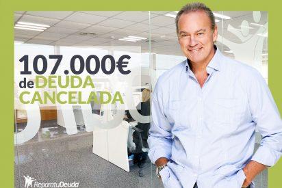 Repara tu Deuda Abogados cancela 107.000 € en Palma de Mallorca con la Ley de Segunda Oportunidad