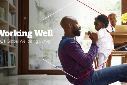 El informe de bienestar de Aon 2021 revela una relación directa entre el bienestar de los empleados y los resultados empresariales