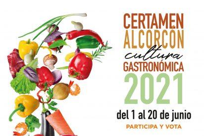 Arranca el Certamen Gastronómico de comida saludable ALCORCÓN 2021
