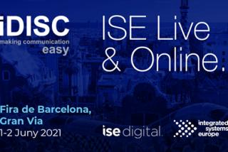 iDISC participará en el Congreso ISE 2021 en la Catalonia Innovation Zone