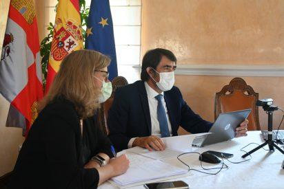 Castilla y León exige al Gobierno de España mejor conectividad para dinamizar el mundo rural