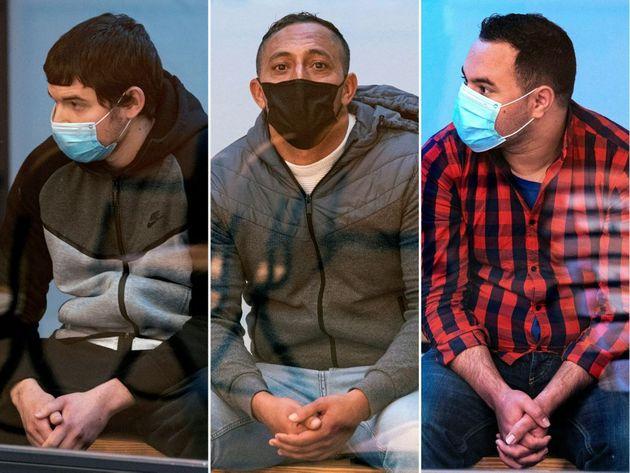 Los tres terroristas islámicos de los atentados de Barcelona y Cambrils, condenados a 53, 46 y 8 años de prisión