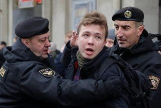 Este es Roman Protasevich, el bloguero por el que la dictadura de Lukashenko secuestró un avión comercial para arrestarlo