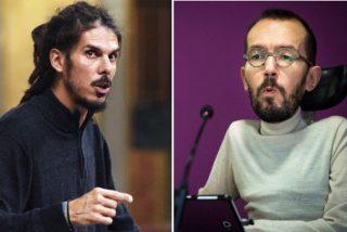 """El Supremo sienta en el banquillo a Alberto Rodríguez (Podemos) y Echenique juega a ser juez: """"Es una acusación falsa"""""""