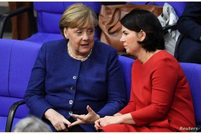 Quién es Annalena Baerbock, la 'sucesora verde' de Angela Merkel