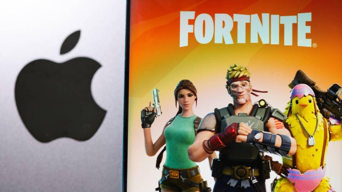 El juicio entre Apple y Epic Games comienza con gritos infantiles en apoyo al juego 'Fortnite'