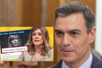 El matrimonio 'fake': Sánchez trampeó con su tesis y su mujer falsea el curriculum