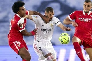 ¡Atraco!: Real Madrid y Sevilla empatan en un partido manchado por el penalti más polémico de la temporada