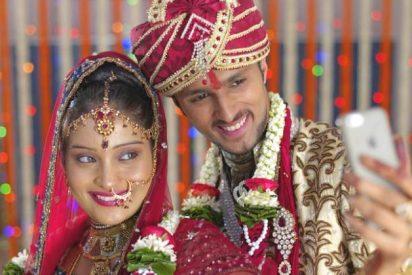 La novia muere en plena boda, la sustituye su hermana en la ceremonia y se casa con el novio