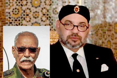 """Marruecos califica de """"burla"""" la salida de Ghali hacia Argelia y estudia romper con el Gobierno Sánchez"""