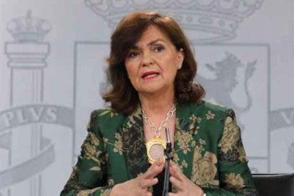 Vergüenza ajena al escuchar a la socialista Calvo tachar de 'nazis' a los madrileños que votaron a Ayuso
