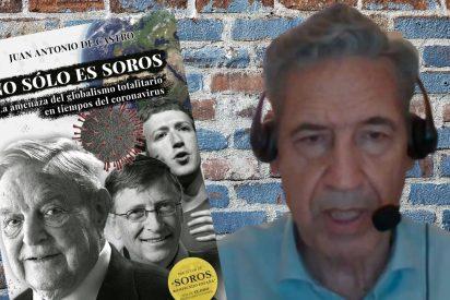 """Juan Antonio de Castro: """"El globalismo alimenta la inmigración ilegal para desestabilizar gobiernos desde el interior"""""""