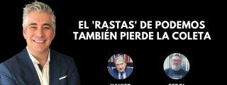 El Quilombo: El 'rastas' de Podemos también se queda sin coleta