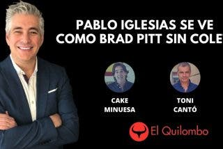 El Quilombo: Ayuso le hace pelo y barba a Pablo Iglesias