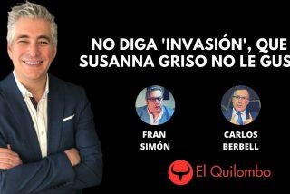 EN DIRECTO / El Quilombo: No diga 'invasión', que a Susanna Griso no le gusta