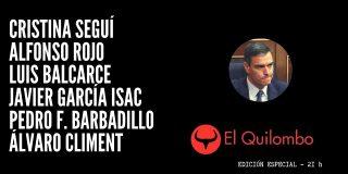 Especial Quilombo / ¿La caída de Pablo Iglesias arrastrará a Pedro Sánchez?