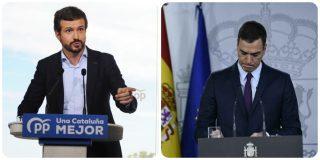 Encuesta: El PP consolida su 'sorpasso' al PSOE al cumplirse los tres años de Sánchez en el poder