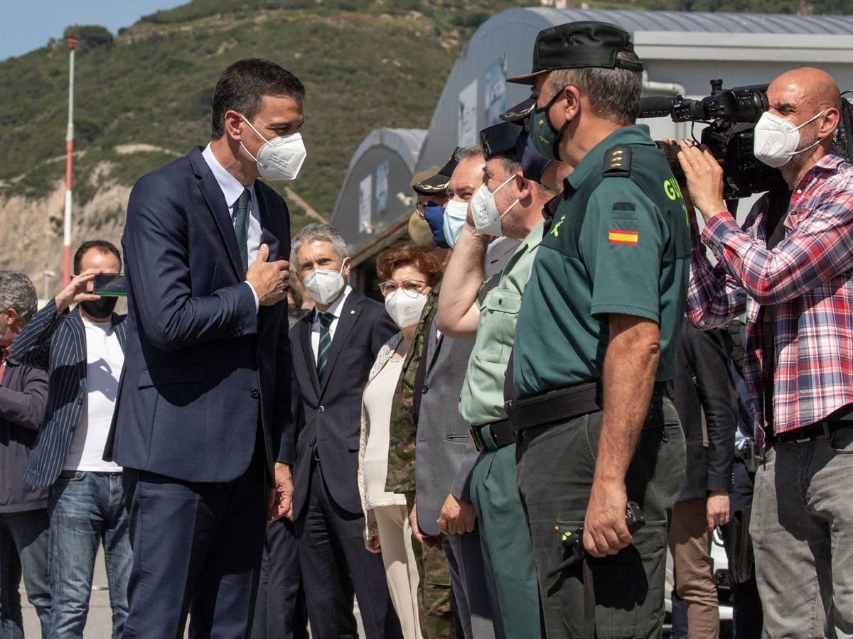 """Eduardo Inda: """"El envite de Ceuta demuestra que con Sánchez no pintamos una mierda a nivel mundial"""""""
