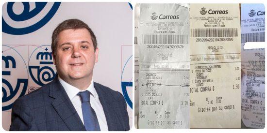 El presidente de Correos acusa ahora al personal de las oficinas de los 'votos fantamas' del 4-M