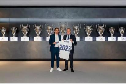 Luka Modric renueva y vestirá la camiseta del Real Madrid hasta 2022