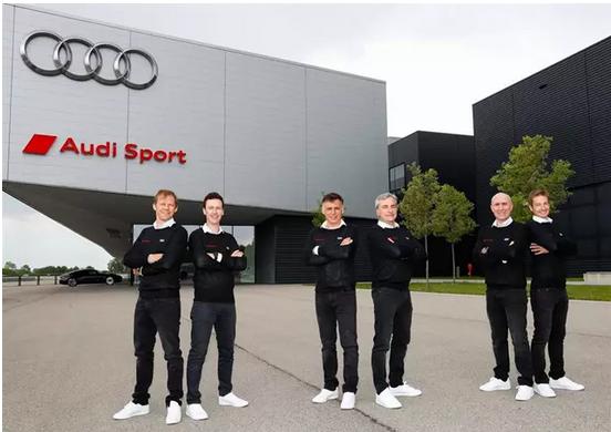 Rally Dakar: Carlos Sainz y Lucas Cruz disputarán con Audi