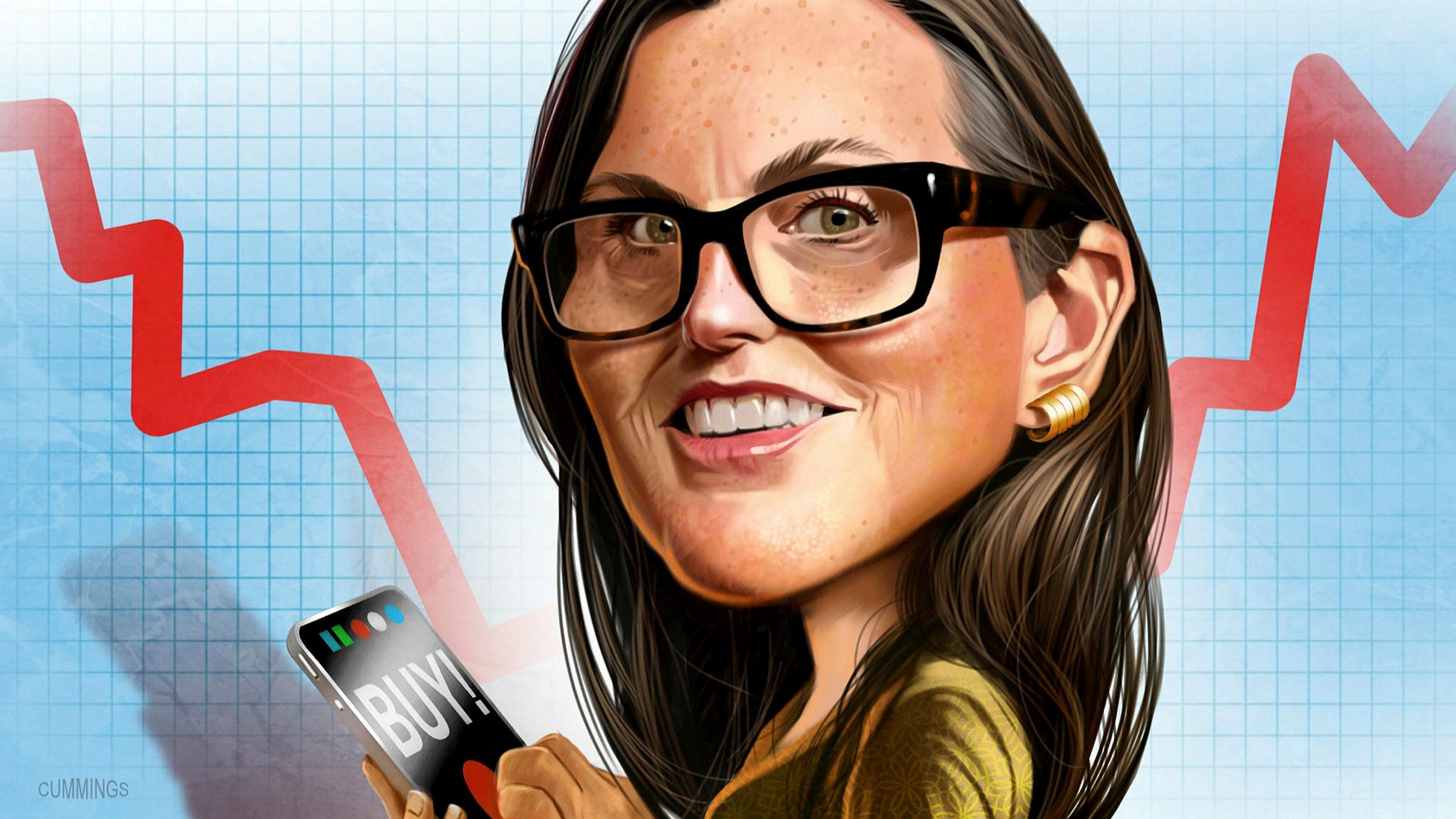 Espaldarazo al Bitcoin: Cathie Wood lo sitúa en 500.000 dólares