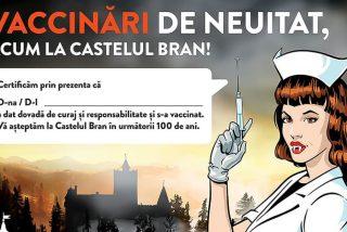 Rumanía: el 'castillo de Drácula' ofrece a los turistas vacuna gratuita y certificado contra el coronavirus