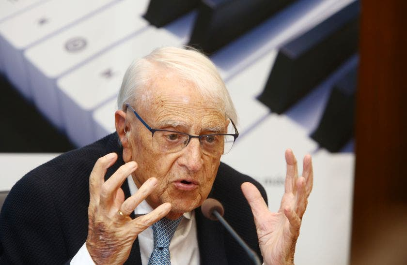 Muere a los 91 años el compositor Cristóbal Halffter, grande de la música clásica española