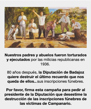 """Francisco Javier Morillo-Velarde: """"Yo soy víctima de la desmemoria histórica"""""""
