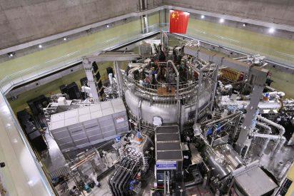China logra un récord mundial con su 'sol artificial'