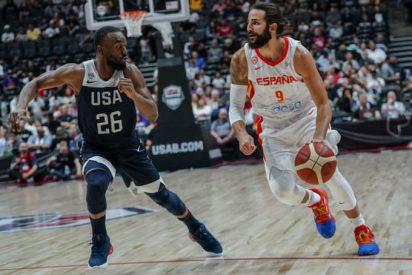 España reta a EEUU en Las Vegas antes de participar en los JJOO