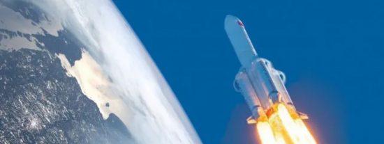 El pufo del cohete chino: vuelve a la Tierra y se desintegra sobre el Océano Índico