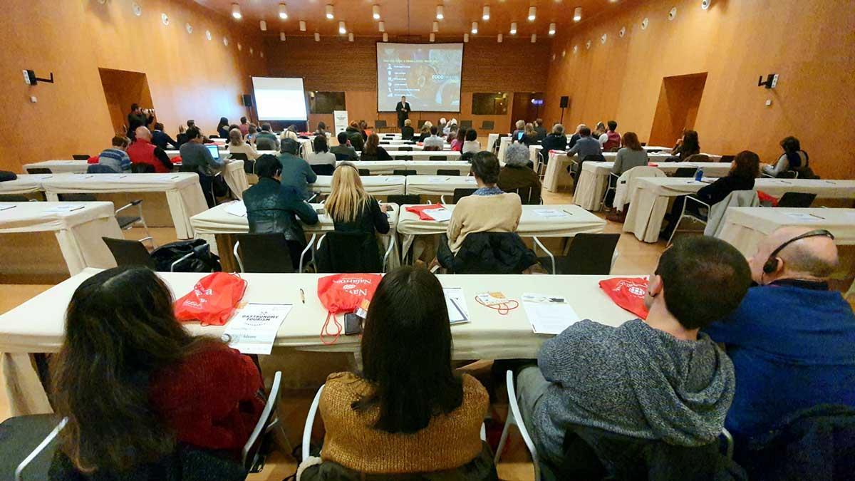 Pamplona celebra el IV Congreso Internacional de Turismo Gastronómico