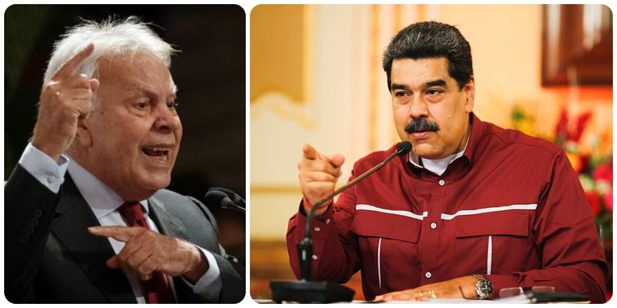 """Felipe González: """"No puede haber elecciones democráticas en la Venezuela chavista con 300 presos políticos"""""""