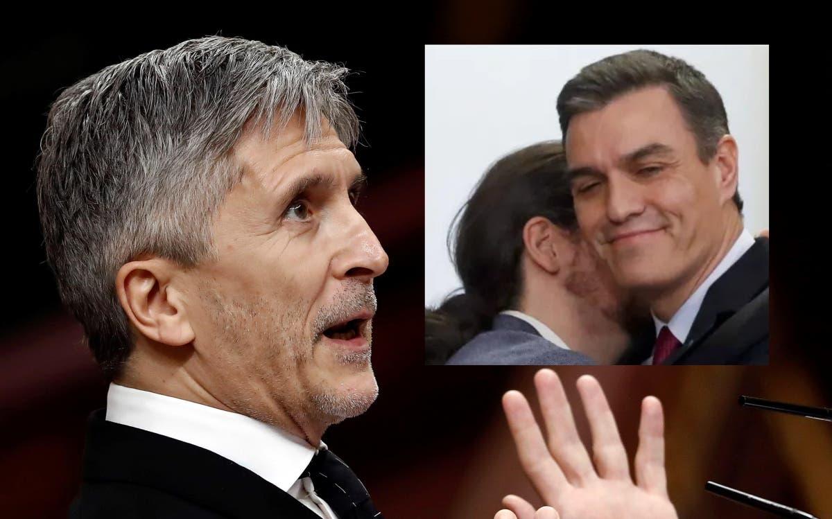Un coronel denuncia y detalla el violento plan de Pablo Iglesias con apoyo de Sánchez y Marlaska