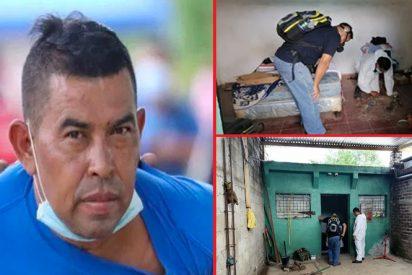 Encuentran 14 cadáveres en la casa de este ex policía, dominado por sus perversos 'instintos sexuales'