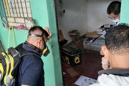 Hallan 14 cadáveres escondidos dentro de la casa de un antiguo policía